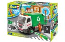 1/18 Junior kit Garbage truck and figure 1/20 (quick build)