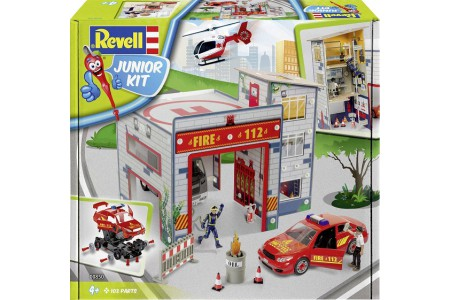 1/18 Junior kit Police Fire station 1/20 (quick build)