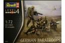 1/72 German modern paratroopers