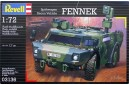 1/72 Fernek Recon Armored Car