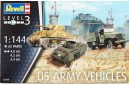 1/144 US army vehicles