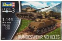 1/144 German army vehicles Bundeshehr