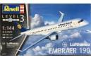 1/144 Embraer 190 Lufthansa