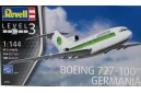 1/144 Boeing 727-100 Germania