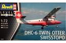 1/72 DHC-6 TWIN OTTER Swisstopo