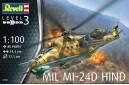 1/100 Mil Mi-24D Hind