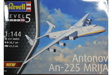1/144 Antonov An-225 Mrija
