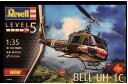 1/35 Bell UH-1C Huey w/ crew