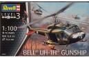 1/100 Bell UH-1H Gunship