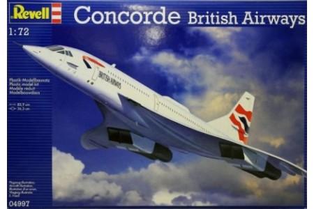 1/72 Concorde British Airways