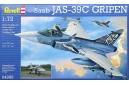 1/72 Saab Jas-39C Grippen