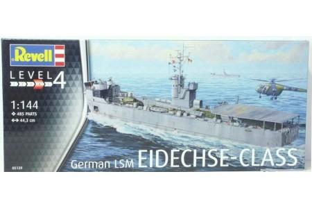 1/144 German LSM Eidechse class