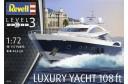 1/72 Luxury Yacht 108ft