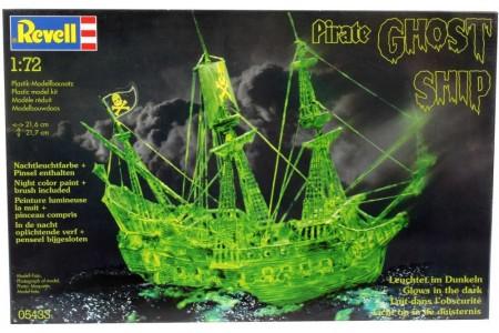 1/72 Pirate Ghost ship