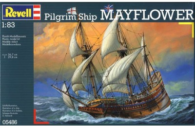 1/83 (1/76) MAYFLOWER