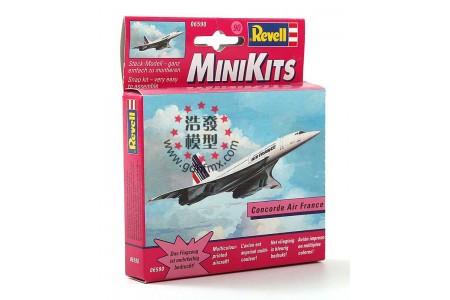 Minikits Concorde Air France