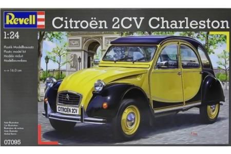 1/24 Citroen CV Charleston