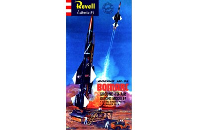 1/48 (1/56) BOMARC ground to air guided missile
