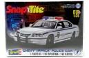 1/25 Chevy Impala Police car