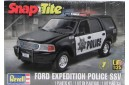 1/25 Ford Expedition Police SSV
