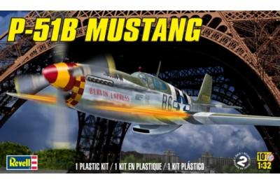 1/32 P-51B Mustang