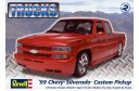 1/25 Chevrolet Silverado custom pickup