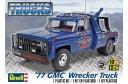 1/25 GMC Wrecker truck