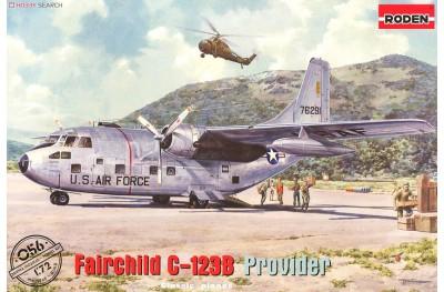 1/72 Fairchild C-123B Provider South Vietnam