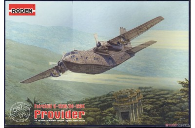 1/72 Fairchild C-123K/UC-126K South Vietnam