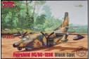 1/72 Fairchild NC/AC-123K Black Spot