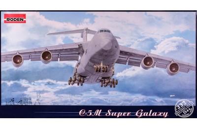 1/144 Lockheed C-5M Super Galaxy