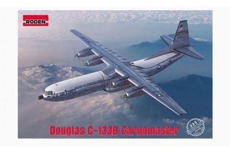 1/144 Douglas C-133B Cargomaster in Vietnam