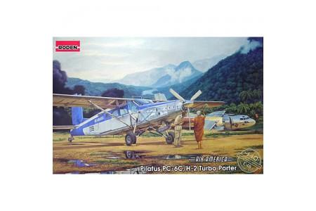 1/48 Pilatus PC-6C Air America