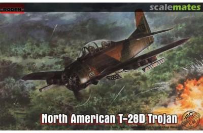 1/48 North American T-28D Trojan