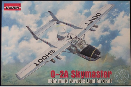 1/32 Cessna O-2A Skymaster