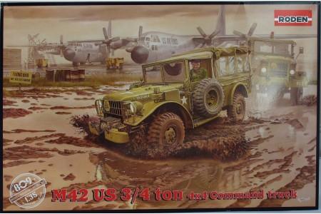 1/35 M42 US command truck