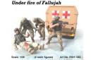 1/35 Under fire of Fallujah