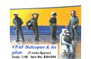 1/48 VPAF helicopters and jet pilots