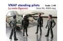 1/48 VNAF standing pilots