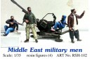 1/35 Middle East military men