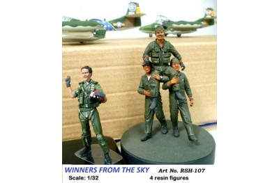 1/32 Winners from the sky