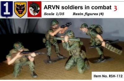 1/35 ARVN soldiers in combat 3