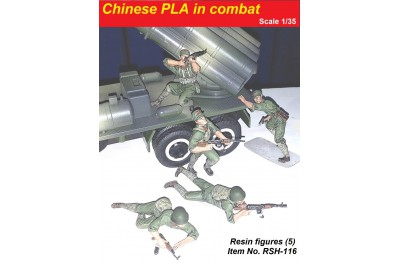 1/35 Chinese PLA in combat