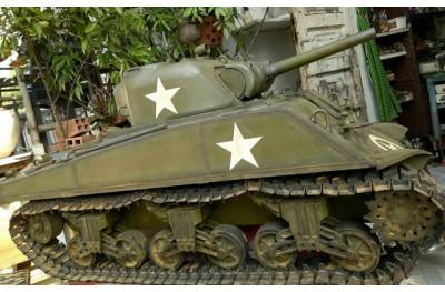 1/6 M4A3 Sherman (PREBUILT)