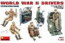 1/35 WWII drivers