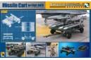 1/48 Missile cart for USAF/NATO