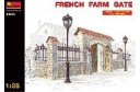 1/35 French farm gate
