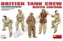 1/35 British tank crew (winter)