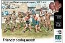 1/35 Friendly boxing match