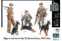1/35 Dogs in USMC service